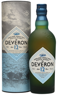 Deveron Scotch Single Malt 12 Year 750ml